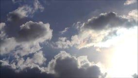 Wetter, Regenwolken, Sturm stock video footage