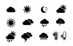 Wetter stock vektoren und abbildungen