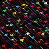Wetter-Vektorillustration des Regens nahtlose Stockfotografie