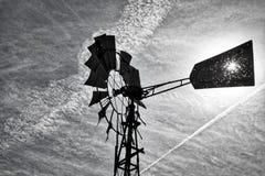 Wetter-Vorflügel Lizenzfreies Stockfoto