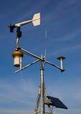 Wetterinstrumente Stockbild