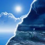 Wettervorhersage Lizenzfreie Stockbilder