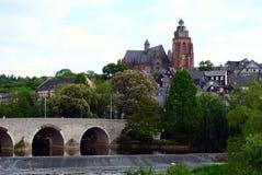 wetzlar的城市 免版税库存照片