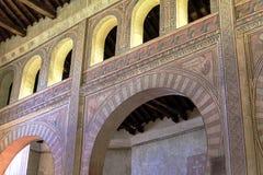 Wewnętrzna ściana Obrazy Stock