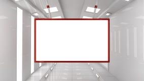 Wewnętrzna architektura i rama Zdjęcia Royalty Free