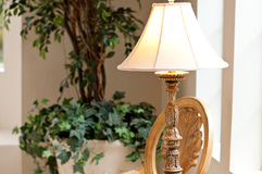 wewnętrzna lampa Obraz Royalty Free