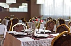 wewnętrzna restauracja Zdjęcie Royalty Free
