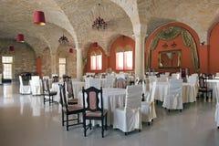 wewnętrzna restauracja zdjęcia royalty free