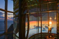 Wewnętrzna struktura lighthouse-2 zdjęcia stock