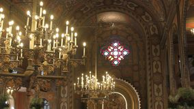 wewnętrzna synagoga zbiory wideo