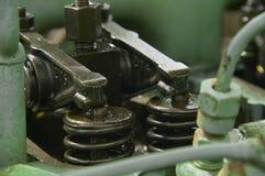 Wewnętrzni składniki silnik diesla Fotografia Royalty Free