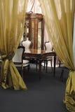 wewnętrzny żywy nowożytny pokój Zdjęcie Royalty Free