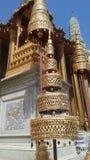 Wewnętrzny czerep Uroczysty pałac w Bangkok, Tajlandia Obraz Stock