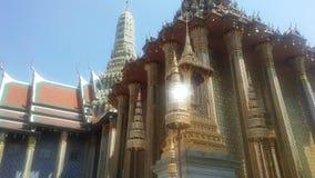 Wewnętrzny czerep Uroczysty pałac w Bangkok, Tajlandia Obrazy Stock