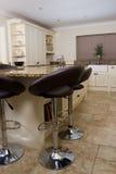 wewnętrzny kuchenny nowożytny Zdjęcie Royalty Free