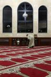 wewnętrzny meczet obrazy royalty free