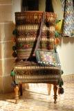 wewnętrzny moroccan zdjęcie stock