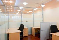 wewnętrzny nowożytny biuro Zdjęcia Stock