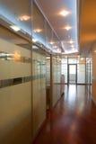 wewnętrzny nowożytny biuro Fotografia Royalty Free