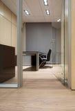 wewnętrzny nowożytny biuro Obrazy Royalty Free