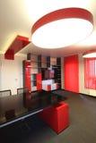 wewnętrzny nowożytny biuro Obrazy Stock