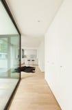 Wewnętrzny nowy dom fotografia royalty free