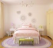 wewnętrzny playroom Zdjęcia Royalty Free