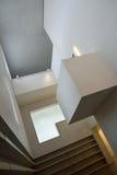 Wewnętrzny projekt Haus Moholy-Nagy/Feininger w Dessau-Rosslau zdjęcia royalty free