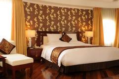 Wewnętrzny projekt Rex hotel w Chi Ming mieście Ho obraz stock