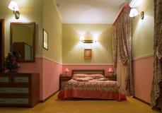 wewnętrzny romantyczny pokój zdjęcie stock