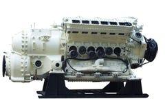 wewnętrzny spalanie duży silnik Obraz Royalty Free