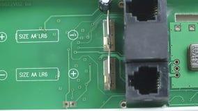 Wewnętrzny układ scalony bateria zbiory