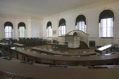 Wewnętrzny widok Kongresowy Hall, zdjęcia stock