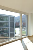wewnętrzny wielki okno Obrazy Stock