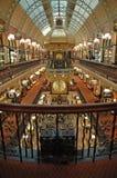 wewnętrzna budynek królowa Victoria Obraz Royalty Free