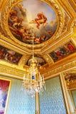 Wewnętrzna górska chata Versailles Fotografia Stock
