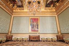 Wewnętrzna górska chata Versailles, Versailles, Francja Fotografia Stock