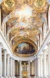 Wewnętrzna górska chata Versailles, Versailles, Francja Obraz Stock