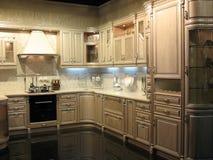 wewnętrzna kuchnia Obraz Stock