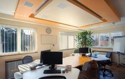 wewnętrzny biuro Zdjęcia Royalty Free