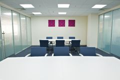 wewnętrzny biuro Zdjęcie Stock