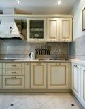 wewnętrzny kuchenny nowy Zdjęcie Stock