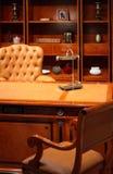 wewnętrzny luksusowy biuro Fotografia Stock