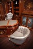 wewnętrzny luksusowy biuro Fotografia Royalty Free