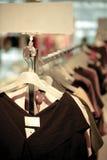 wewnętrzny moda sklep Obrazy Stock