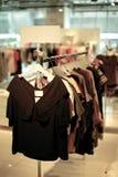 wewnętrzny moda sklep Zdjęcie Stock