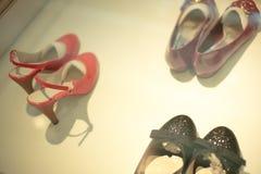 wewnętrzny moda sklep Fotografia Stock