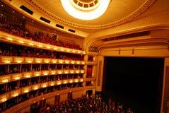 wewnętrzny opeara Vienna w domu Obraz Stock