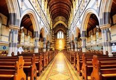 Wewnętrzny projekt St Paul katedra Fotografia Stock