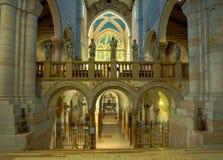 wewnętrzny San Zeno Obrazy Royalty Free